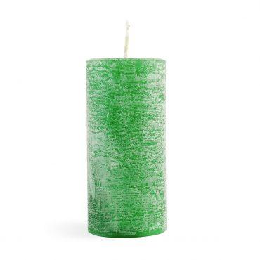 Svježe zelena svijeća