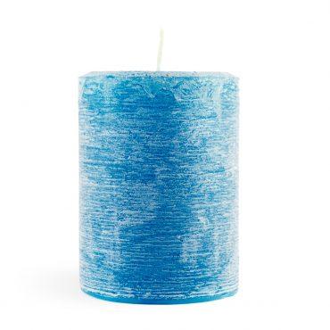 Tirkizna plava svijeća
